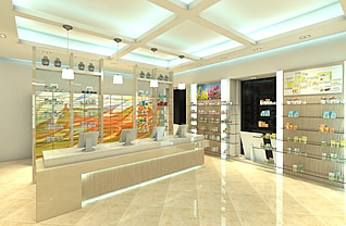pharmacy design - Pharmacy Design Ideas